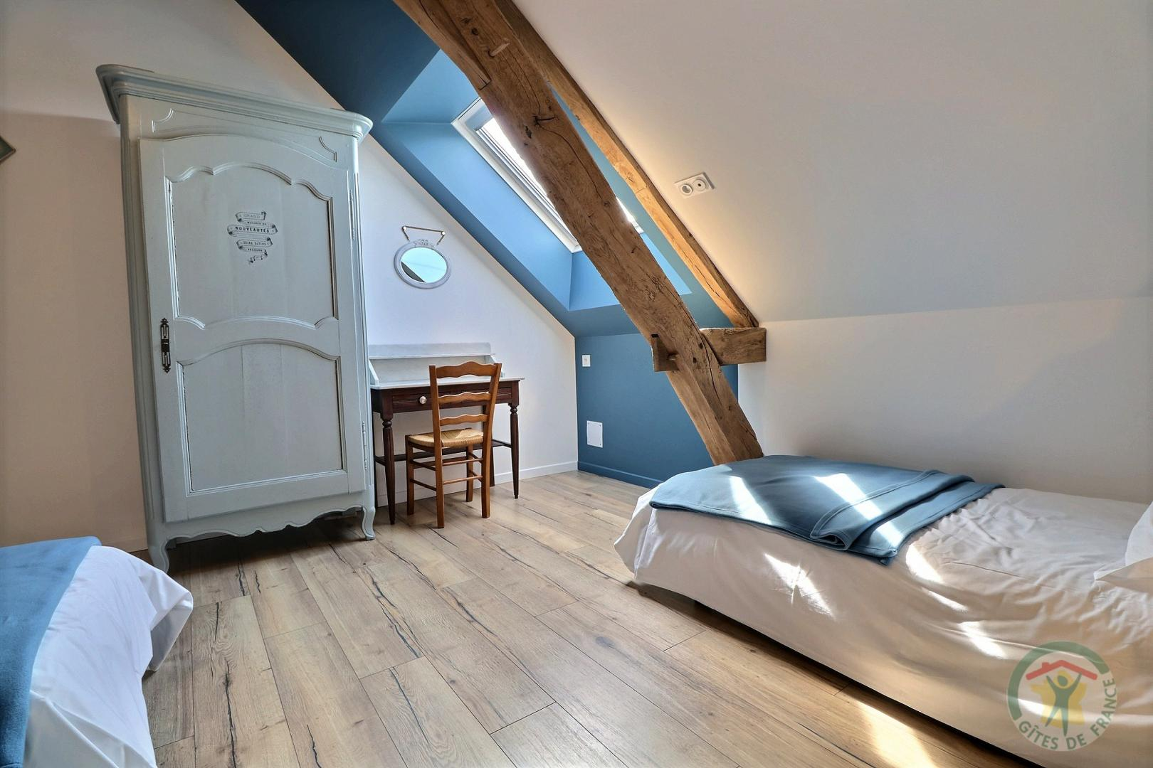 Gîte au bois charmant (5eme Chambre Etage)